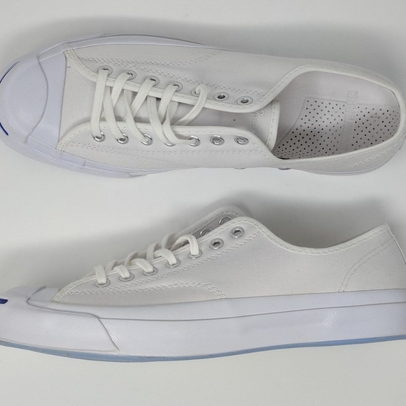 Converse Jack Purcell Signature Ox White NWT